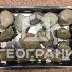 Определение плотности скального грунта